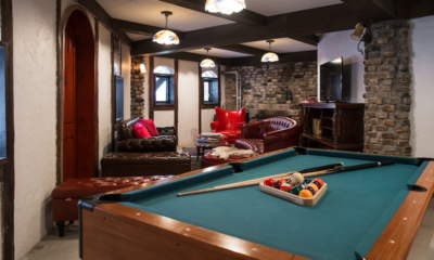 Chalet Hakuba Pool Table | Hakuba, Nagano