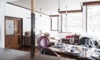 Chalet Hakuba Living Room | Hakuba, Nagano