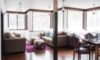 Chalet Hakuba Living Area | Hakuba, Nagano