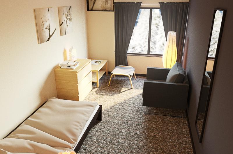 Chalet Hakuba Bedroom Six | Hakuba, Nagano