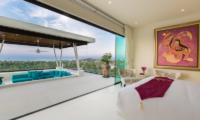 Villa Danisa Bedroom Three | Choeng Mon, Koh Samui