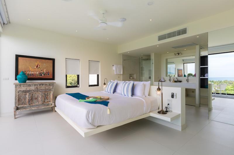 Villa Danisa Bedroom One | Choeng Mon, Koh Samui