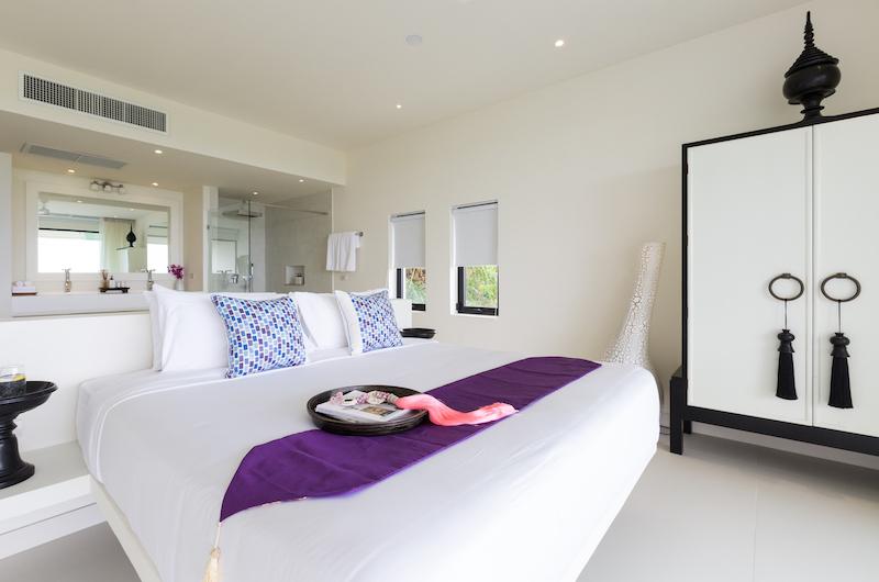 Villa Danisa Bedroom | Choeng Mon, Koh Samui