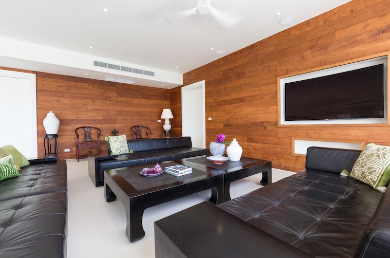 Villa Danisa Media Area | Choeng Mon, Koh Samui