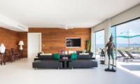 Villa Danisa Living Area | Choeng Mon, Koh Samui