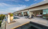 Villa Danisa Pool Area | Choeng Mon, Koh Samui