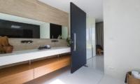 Villa Malabar Bathroom One | Laem Sor, Koh Samui