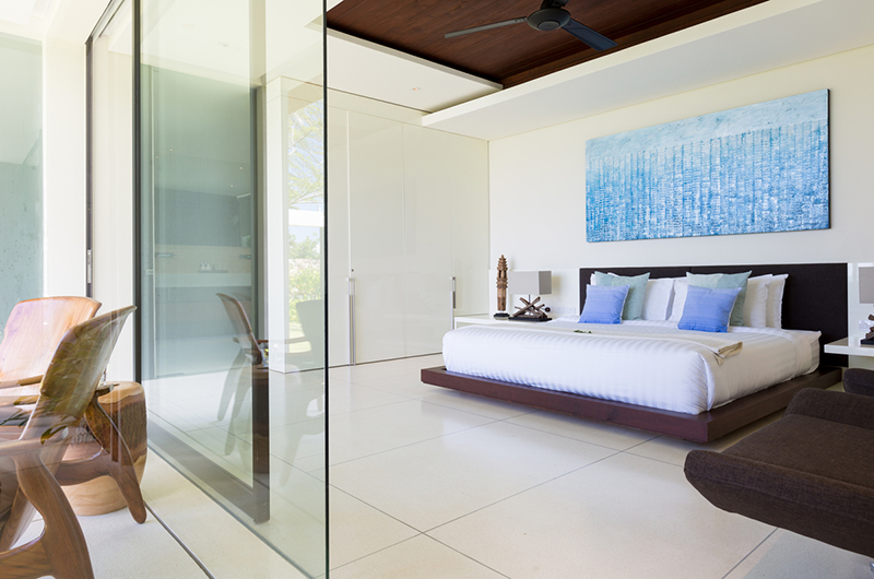 Villa Malabar Spacious Bedroom | Laem Sor, Koh Samui