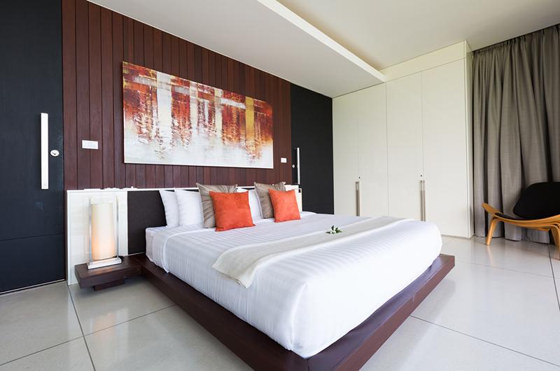 Villa Malabar Bedroom One | Laem Sor, Koh Samui