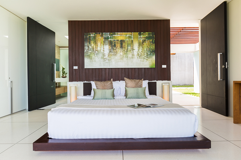 Villa Malabar Bedroom Side | Laem Sor, Koh Samui