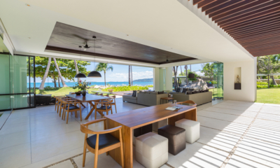 Villa Malabar Dining Table | Laem Sor, Koh Samui