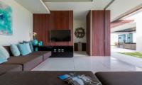 Villa Malabar TV Area | Laem Sor, Koh Samui