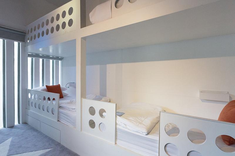 Villa Malabar Bunk Beds | Laem Sor, Koh Samui