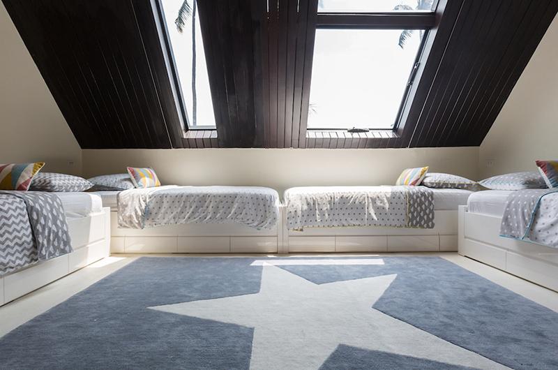 Villa Malabar Kids Bedrooms | Laem Sor, Koh Samui