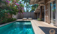 Edenia Villas Pool Area | Gili Trawangan, Lombok