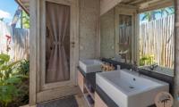 Edenia Villas Bathroom | Gili Trawangan, Lombok