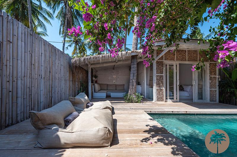 Edenia Villas Pool Side | Gili Trawangan, Lombok
