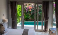 Edenia Villas Bedroom | Gili Trawangan, Lombok