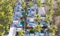 Edenia Villas Building Area | Gili Trawangan, Lombok