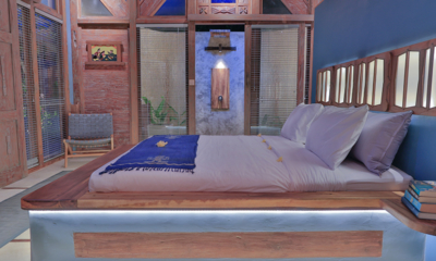 Samsara Villas Bedroom | Gili Air, Lombok