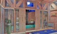 Samsara Villas Bedroom with Pool View | Gili Air, Lombok