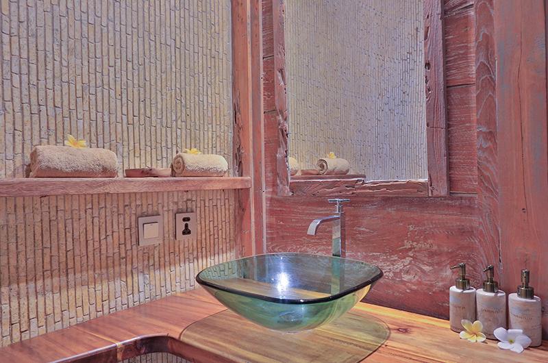 Samsara Villas Bathroom | Gili Air, Lombok