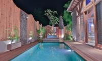Samsara Villas Swimming Pool | Gili Air, Lombok