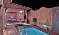Samsara Villas Pool Area | Gili Air, Lombok
