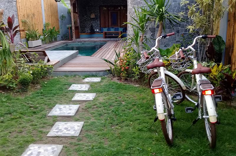 Samsara Villas Pool with Garden | Gili Air, Lombok