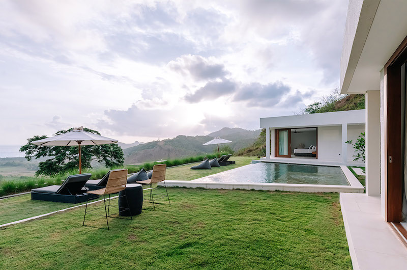 Selong Selo Villas Four Bedroom Villas Garden | Lombok, Indonesia