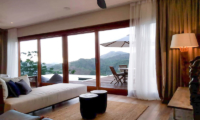 Selong Selo Villas One Bedroom Villas Living Area | Lombok, Indonesia