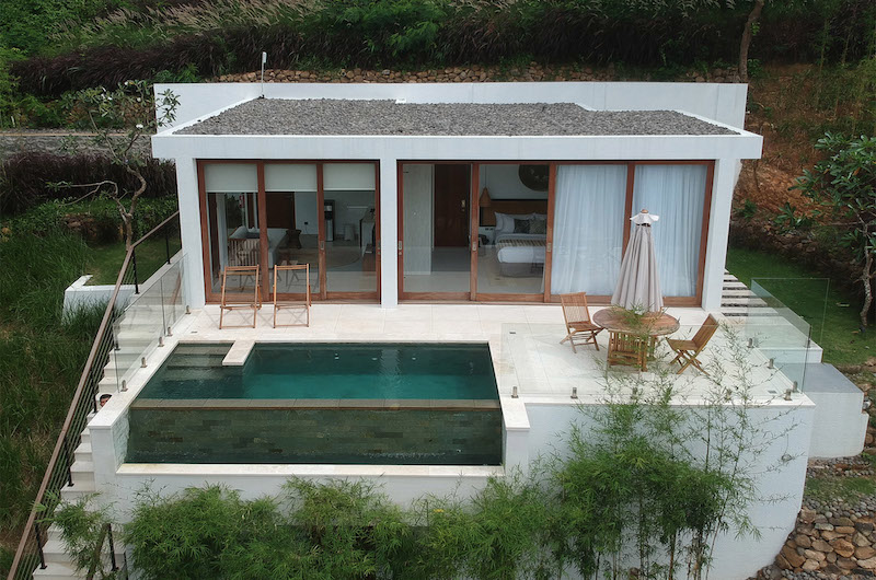 Selong Selo Villas One Bedroom Villas Building | Lombok, Indonesia
