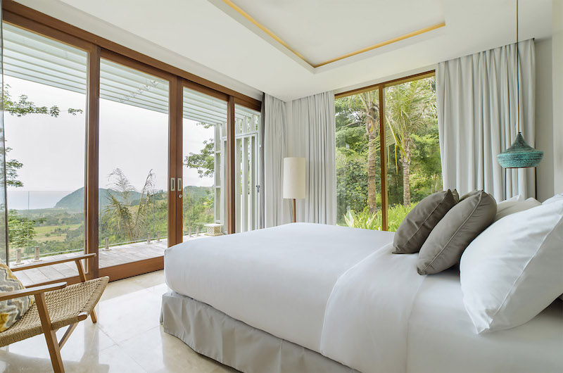 Selong Selo Villas Three Bedroom Villas Bedroom Three Area | Lombok, Indonesia
