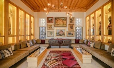 Villa Arteo Living Area | Marrakesh, Morocco