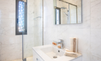 Villa Arteo Bathroom Three with Shower | Marrakesh, Morocco