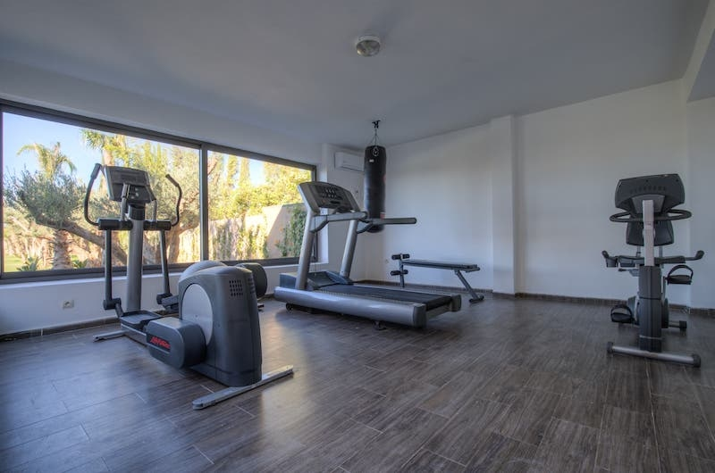 Villa Arteo Gym | Marrakesh, Morocco