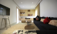 Villa Belya Living Area   Marrakesh, Morocco