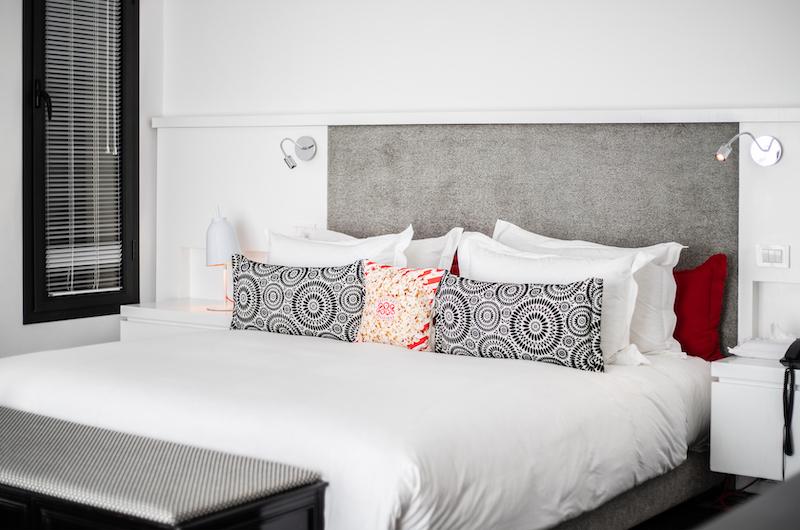 Villa Belya Bedroom with Pillow   Marrakesh, Morocco