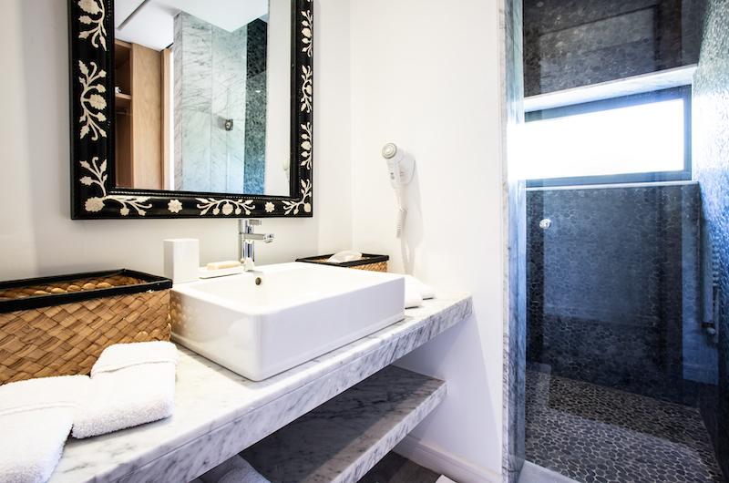 Villa Belya Bathroom One   Marrakesh, Morocco