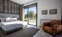 Villa Belya Bedroom One with Seating   Marrakesh, Morocco