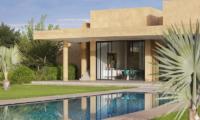 Villa Belya Pool Area   Marrakesh, Morocco