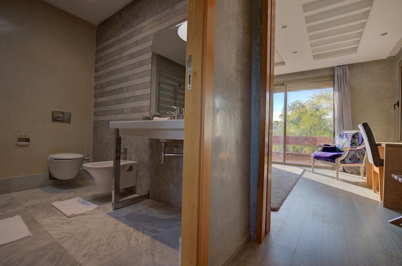 Villa Chamly 4 Bathroom One Area | Marrakesh, Morocco
