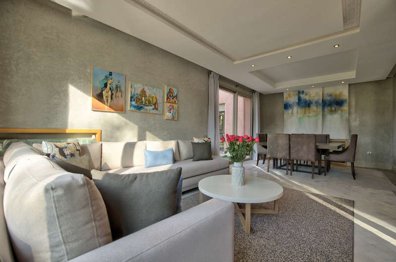 Villa Chamly 4 Living Room | Marrakesh, Morocco