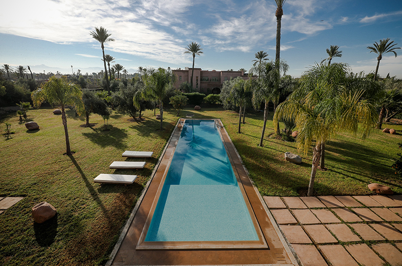 Villa Chamly 6 Swimming Pool | Marrakesh, Morocco