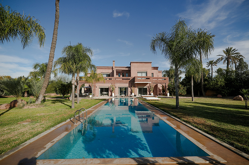 Villa Chamly 6 Pool | Marrakesh, Morocco