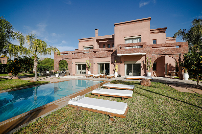 Villa Chamly 6 Pool Area | Marrakesh, Morocco