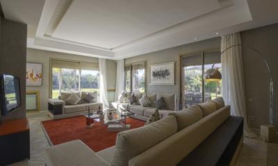 Villa Chamly 6 Seating | Marrakesh, Morocco