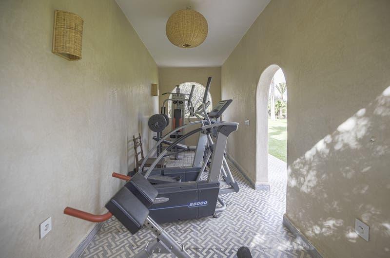 Villa Fima Gym | Marrakesh, Morocco