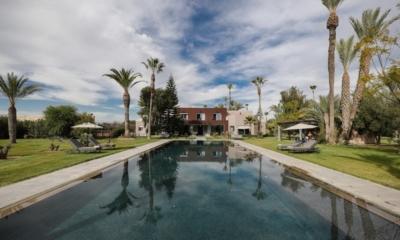Villa Fima Swimming Pool | Marrakesh, Morocco