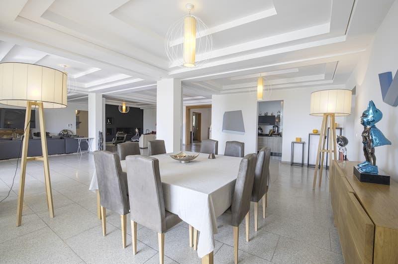 Villa Fima Dining Room | Marrakesh, Morocco